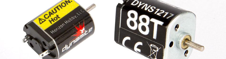 DYNAMITE 88T BRUSHED MOTOR