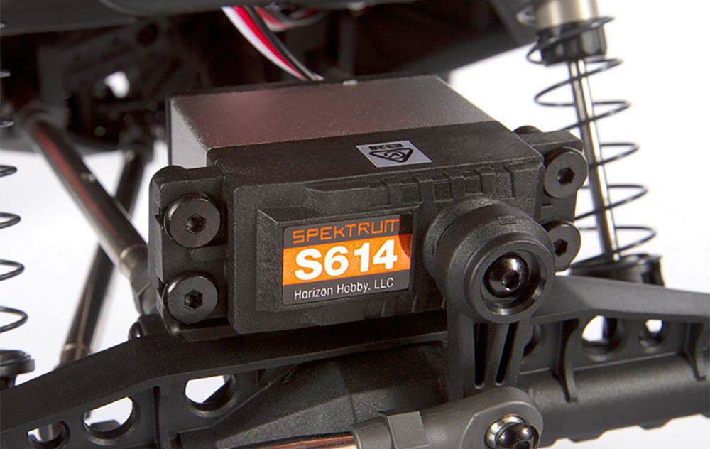 SPEKTRUM S614 SERVO, WATERPROOF