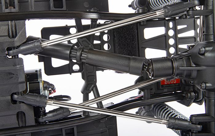 WB8 HD WILDBOAR DRIVESHAFTS