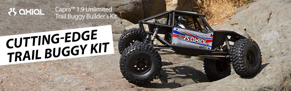 Capra™ 1.9 Unlimited Trail Buggy Builder's Kit