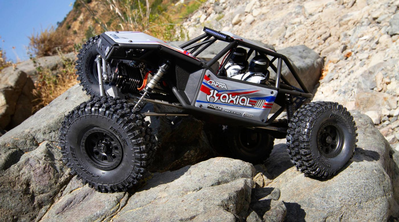 Image for 1/10 Capra 1.9 Unlimited Trail 4WD Buggy Kit from HorizonHobby