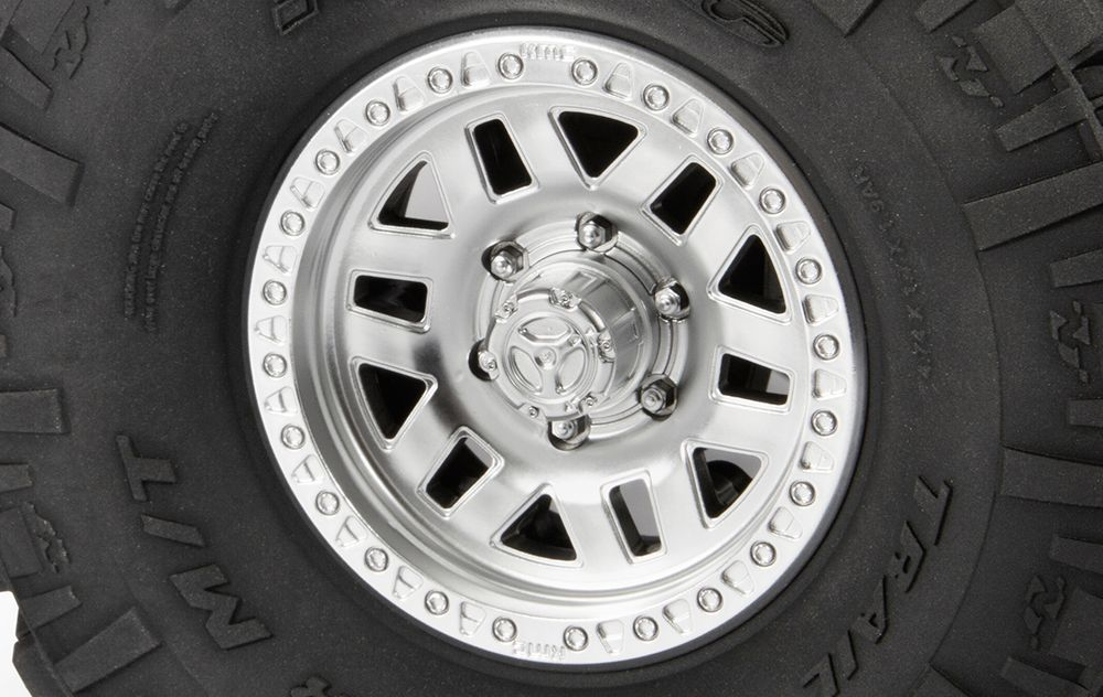 LICENSED 3-PIECE BEADLOCK WHEELS