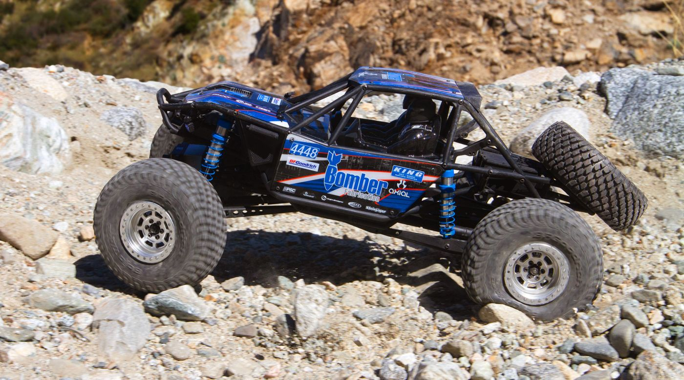 Image for 1/10 RR10 Bomber 4WD Rock Racer RTR, Slawson from HorizonHobby