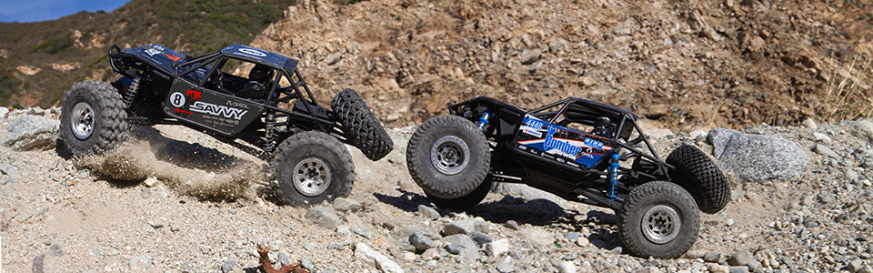 Axial RR10 Bomber 1/10 4WD RTR