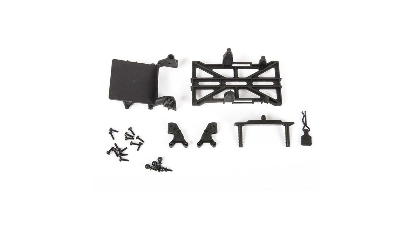 Grafik für Chassis Parts, Long Wheel Base 133.7mm: SCX24 in Horizon Hobby