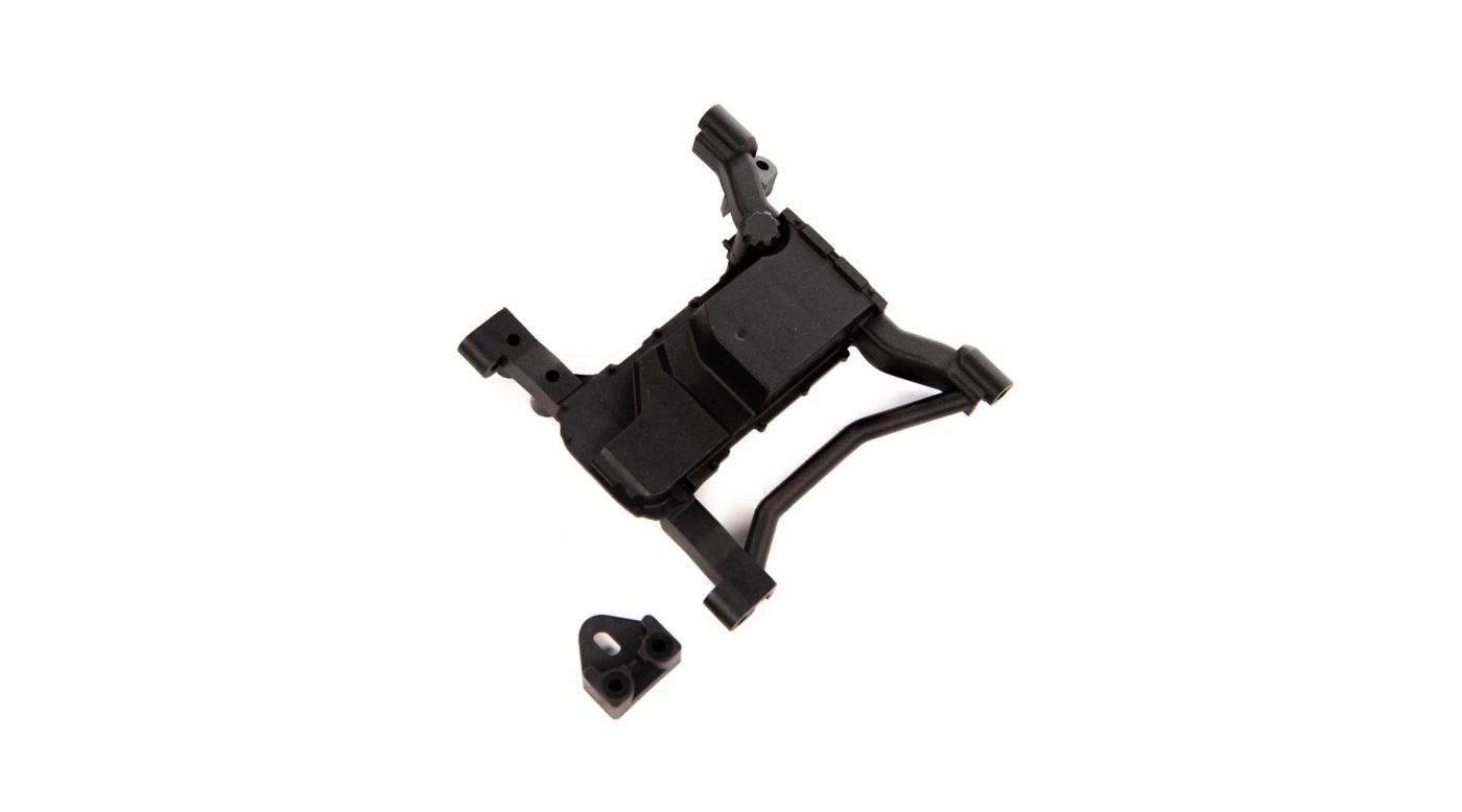 Image for Steering Mount Chassis Brace: SCX10 III from Horizon Hobby