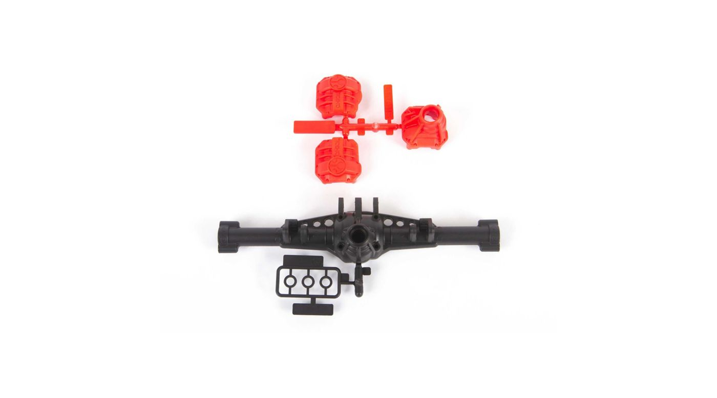 Image for AR44 Axle Housing & Cover Set: UMG 6x6 from HorizonHobby