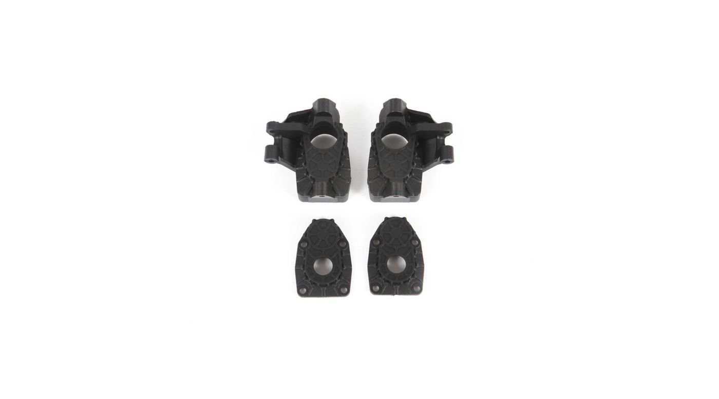 Image for Currie F9 Portal Steering Knuckle Caps: Capra 1.9 UTB from HorizonHobby