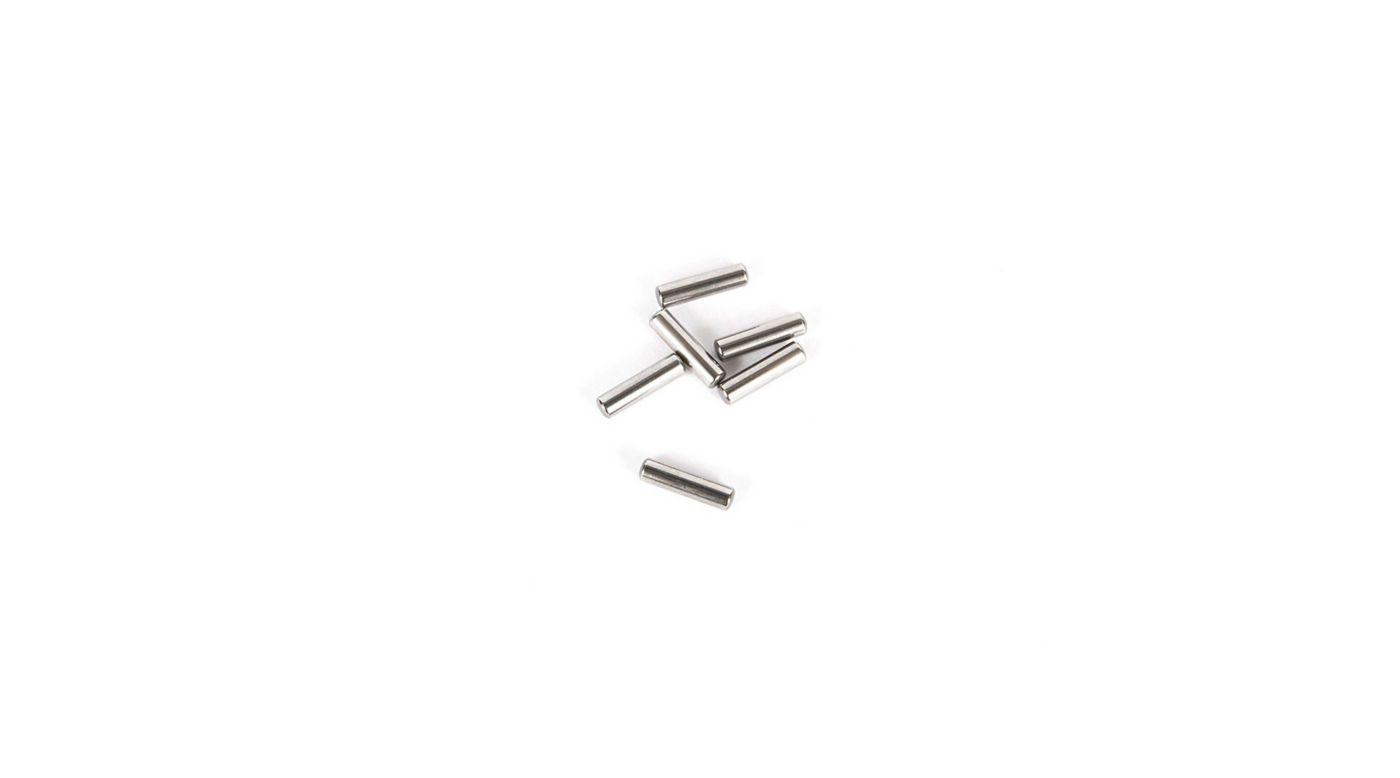 Image for M2.5 x 10mm Pin (6) from HorizonHobby