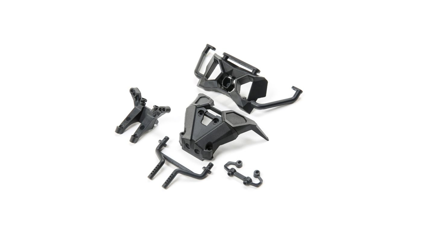 Image for Can-Am Maverick X3 Bumper and Body Mount: Yeti Jr from HorizonHobby