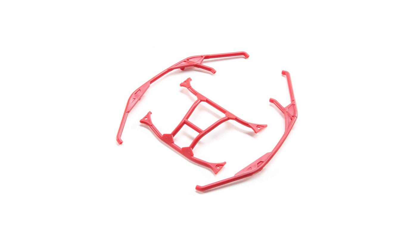 Image for Can-Am Maverick X3 Cage, Red: Yeti Jr from HorizonHobby