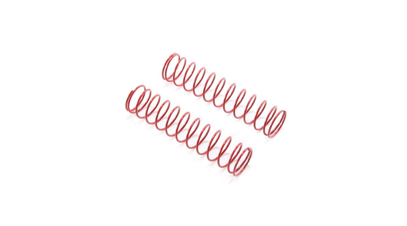 Image for Spring 12.5 x 60mm 1.13lbs White, Red Springs (2) from HorizonHobby