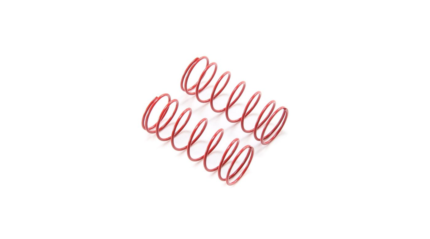 Image for Spring 12.5x35mm 1.79lbs, Red Springs (2) from HorizonHobby