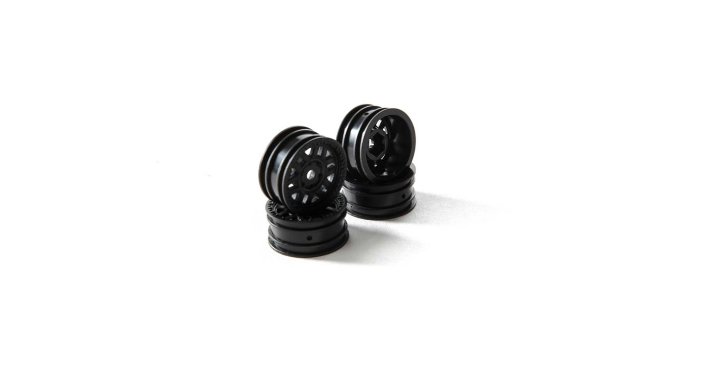 Image for 1.0 KMC Machete Wheels (4) from HorizonHobby