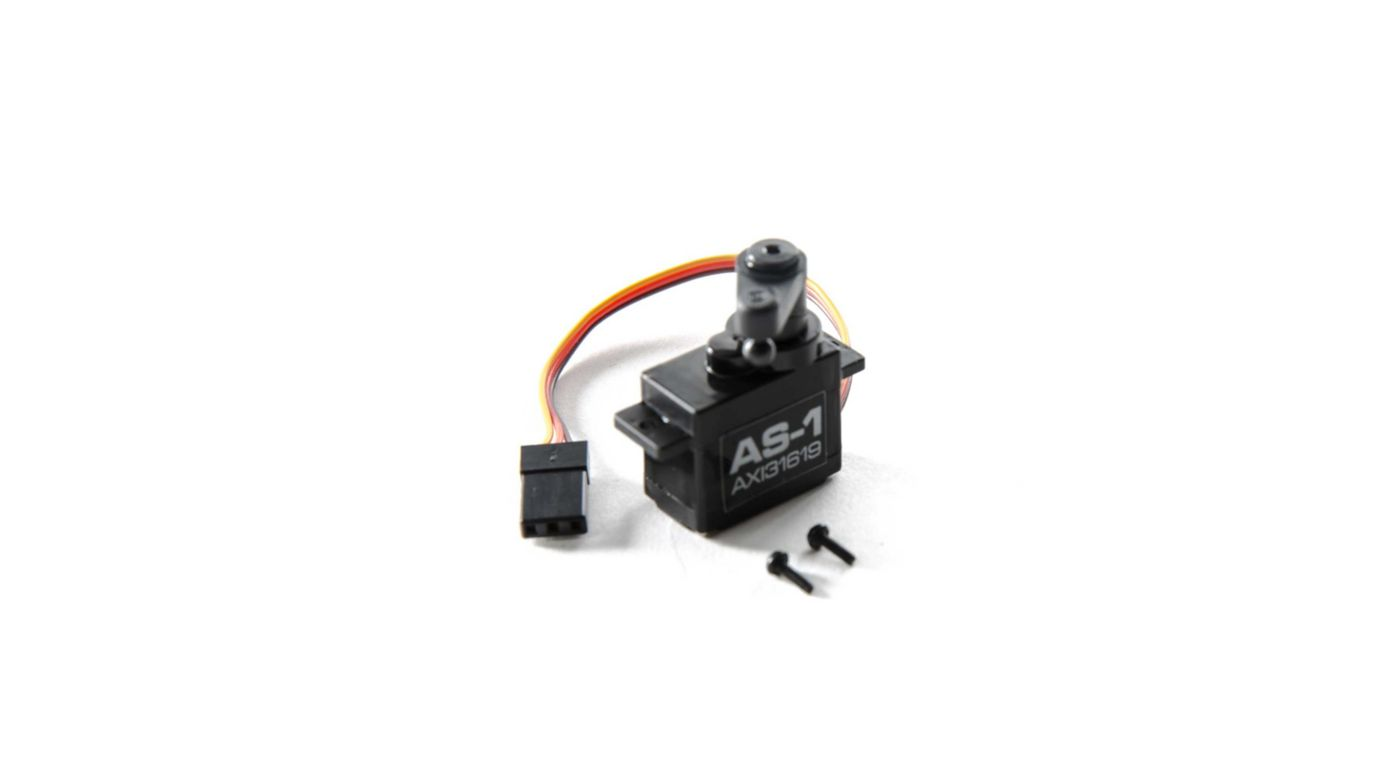 Image for AS-1 Micro Servo from HorizonHobby