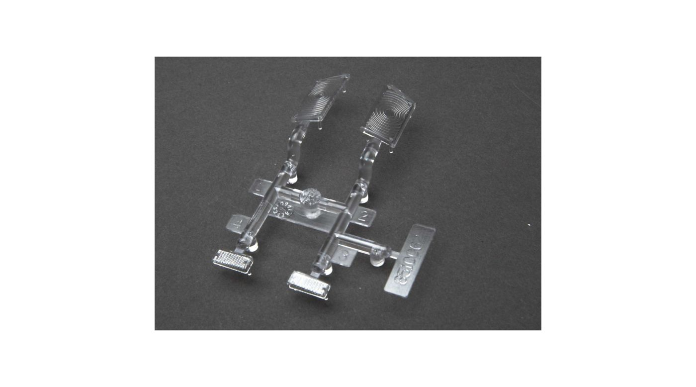 Image for UMG10 Grille Lens Set (Clear) from HorizonHobby