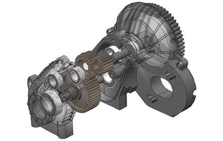 Ax10™ Transmission