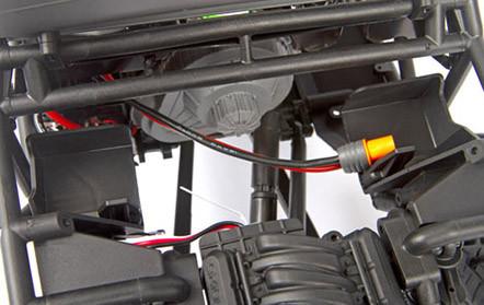 Adjustable Battery Tray
