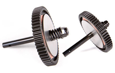 Dual Slipper Clutch