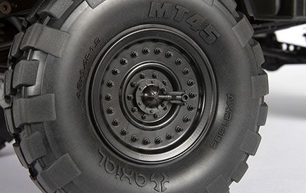 "1.9 MW19â""¢ BEADLOCK WHEELS"