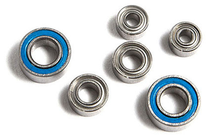 FULL BALL BEARINGS