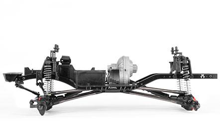 AR44™ einteilige Achse