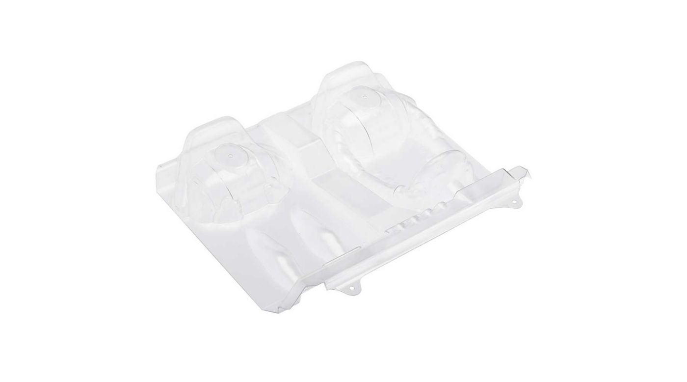 Image for Y-480 Front Interior Set .040 Clear Yeti XL from HorizonHobby