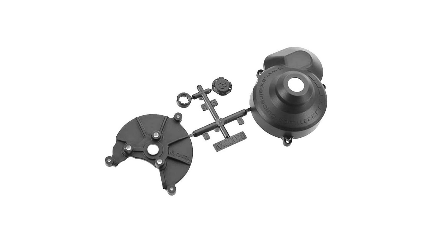 Image for Transmission Spur Gear Cover from HorizonHobby