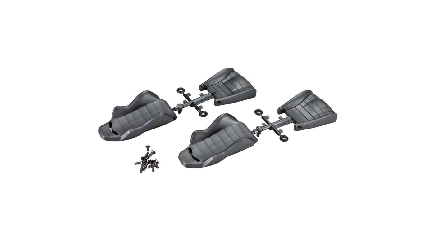 Image for Corbeau LG1 Seat Black (2) from HorizonHobby