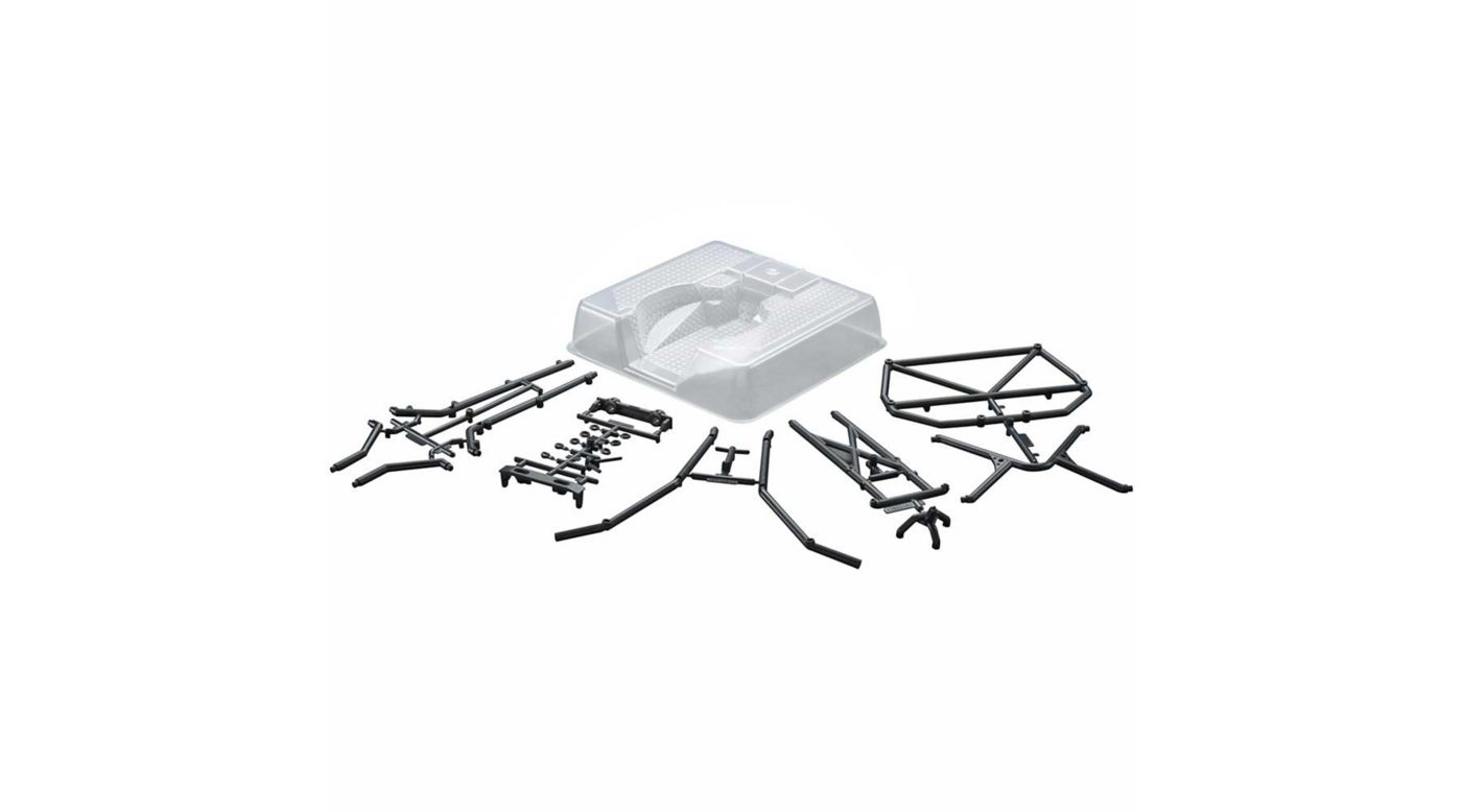 Image for Roll Cage Flat Bed SCX10 from HorizonHobby