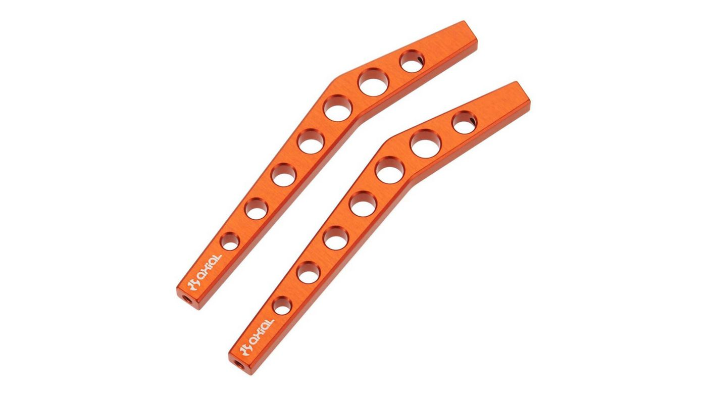 Image for Machined High-Clearance Link, Orange (2) from HorizonHobby