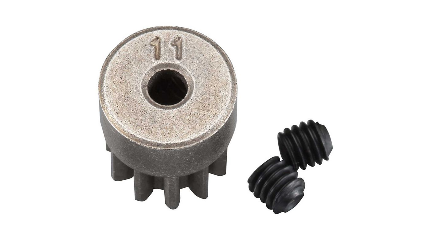Image for Pinion Gear 32P 11T Steel 3mm Motor Shaft from HorizonHobby