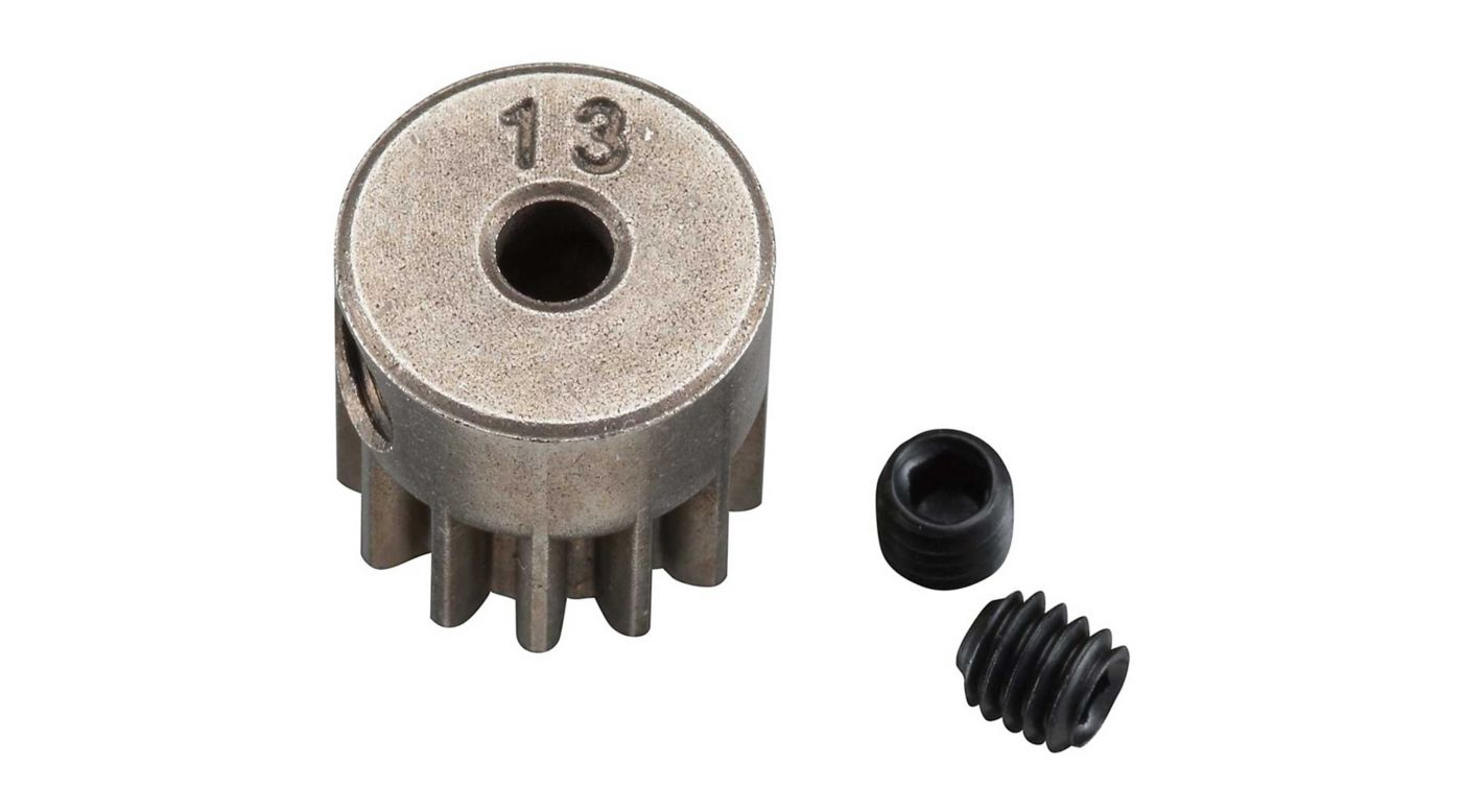 Image for Pinion Gear 32P 13T Steel 3mm Motor Shaft from HorizonHobby