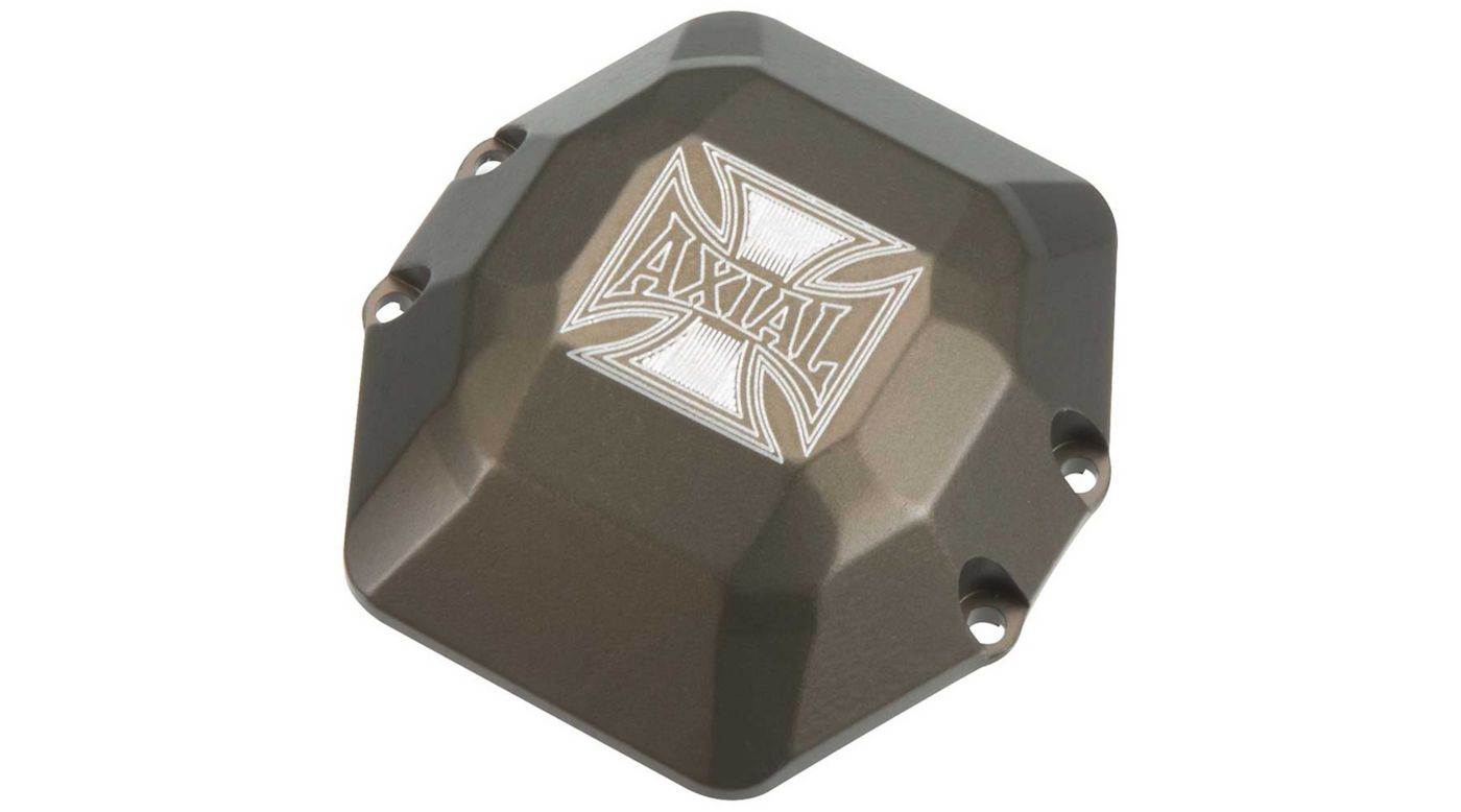 Image for AR60 OCP Machined Low-Pro Diff Cover from HorizonHobby