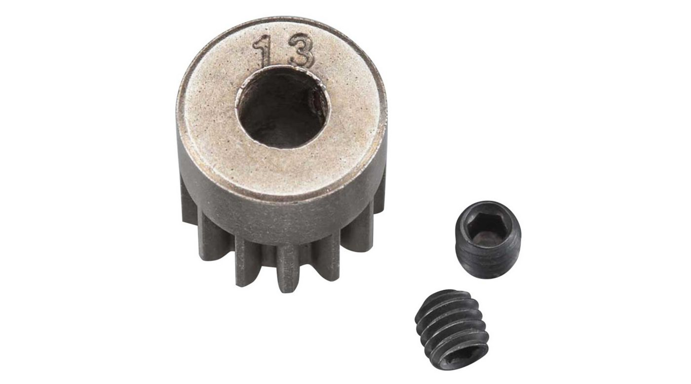 Image for Pinion Gear 32P 13T Steel 5mm Motor Shaft from HorizonHobby