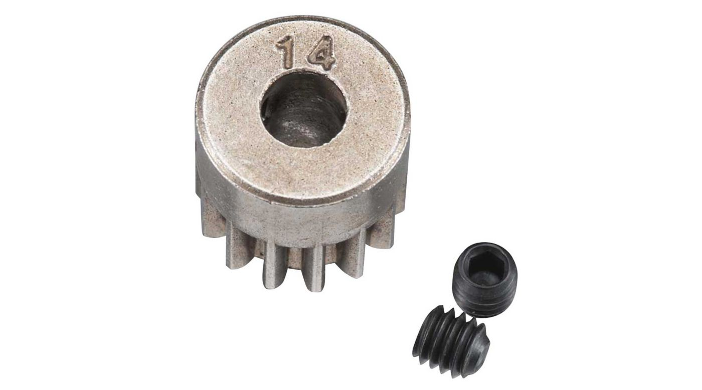 Image for Pinion Gear 32P 14T 5mm Motor Shaft from HorizonHobby