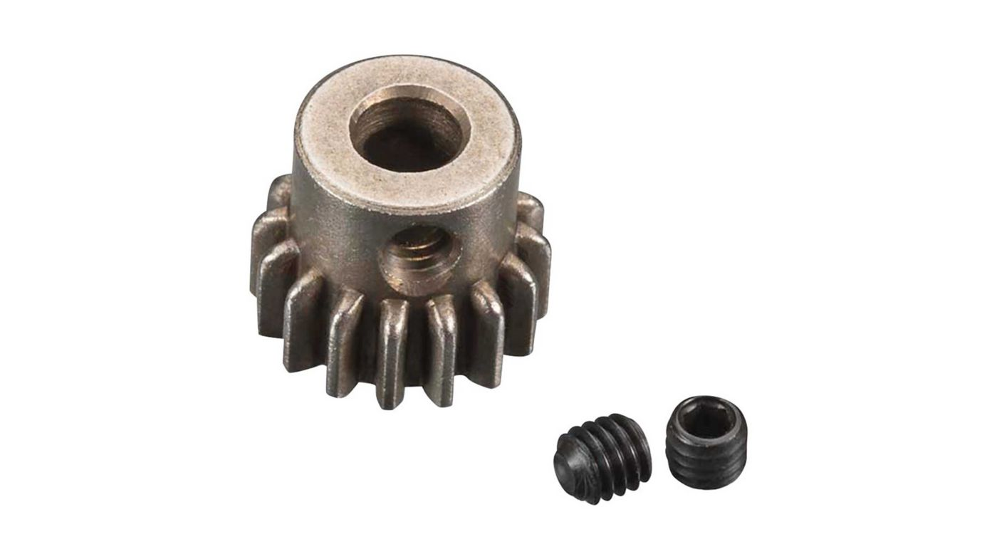 Image for Pinion Gear 32P 16T Steel from HorizonHobby