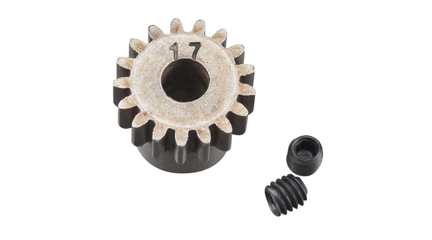 Image for Pinion Gear 32P 17T Steel 5mm Motor Shaft from HorizonHobby
