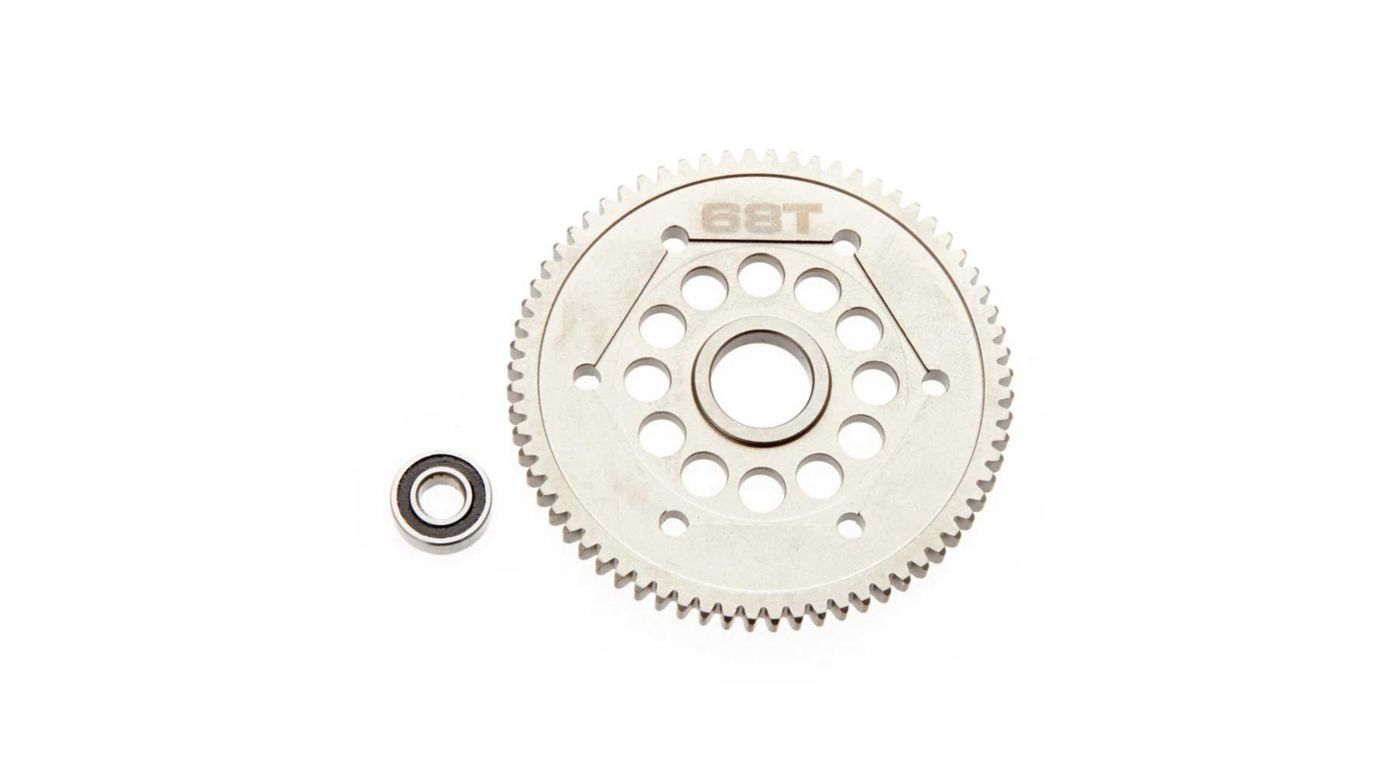 Image for Steel Spur Gear 32P 68T Yeti from HorizonHobby