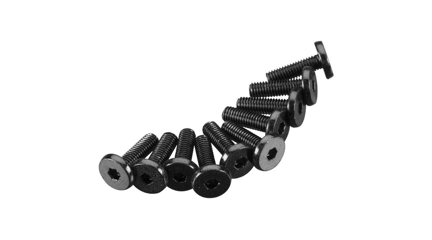 Image for Hex Socket Oversize Head 3x10mm (10) from HorizonHobby