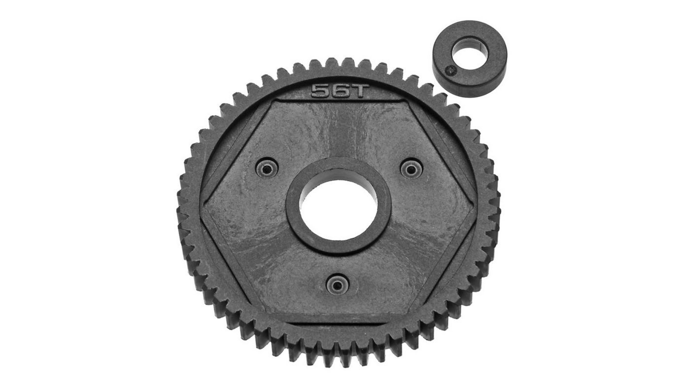 Image for Spur Gear 32P 56T from HorizonHobby