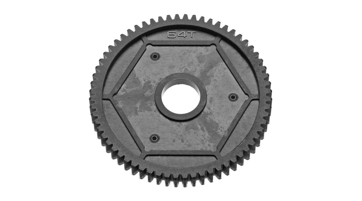 Image for Spur Gear 32P 64T Yeti from HorizonHobby