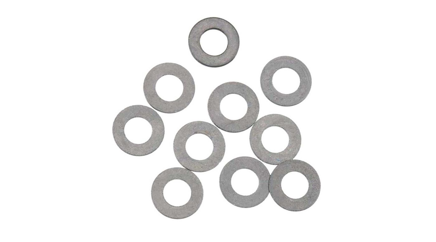 Image for Washer 4x8x0.5mm (10) from HorizonHobby