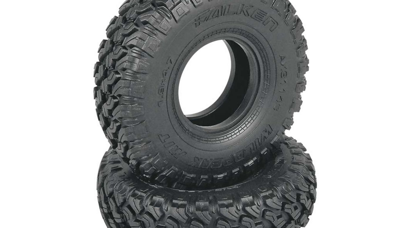 Image for 1/10 Falken Wildpeak R35 1.9 Tire with Inserts (2) from HorizonHobby
