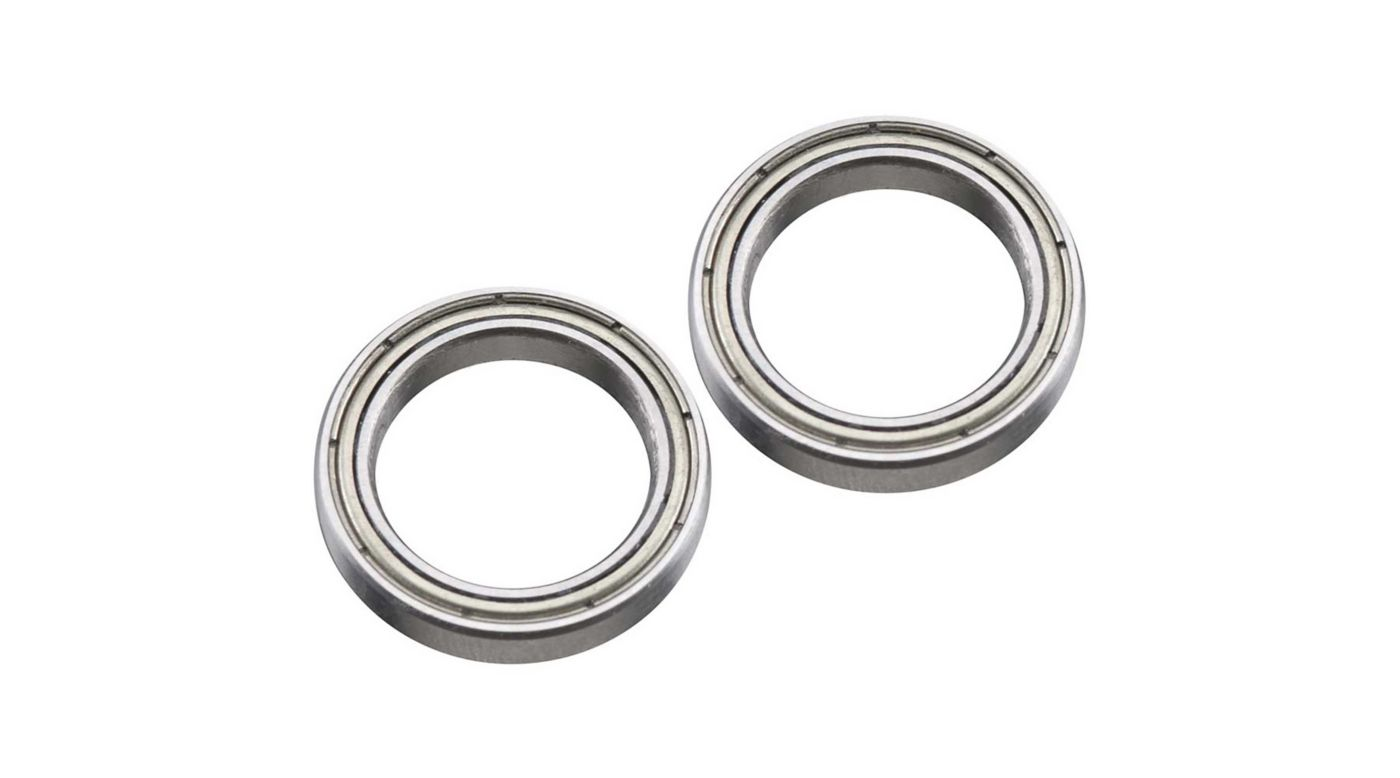 Image for Bearing 15x21x4mm (2) from HorizonHobby