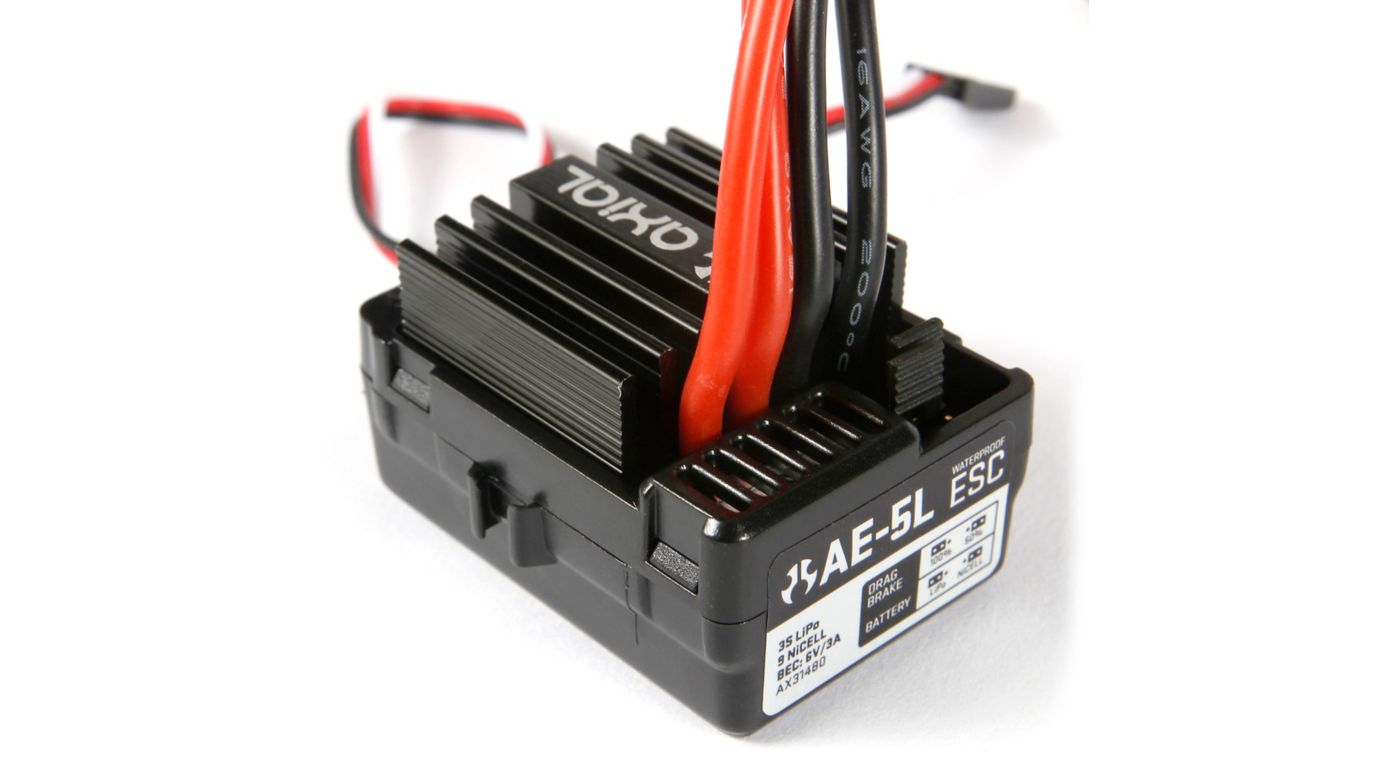 Image for AE-5L ESC with LED Port Light from HorizonHobby