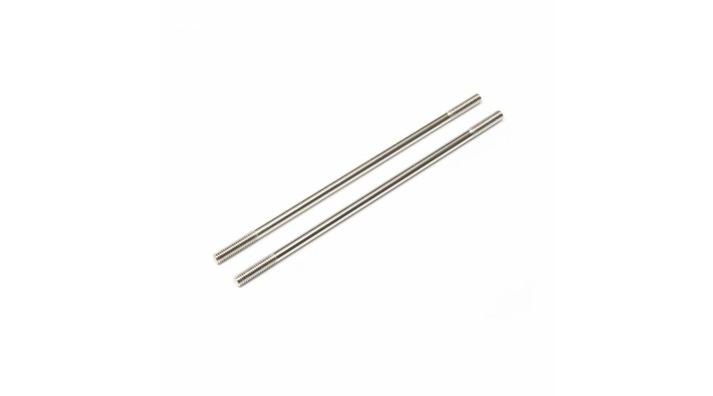 Image for Steel Link M4x117mm (2) from HorizonHobby