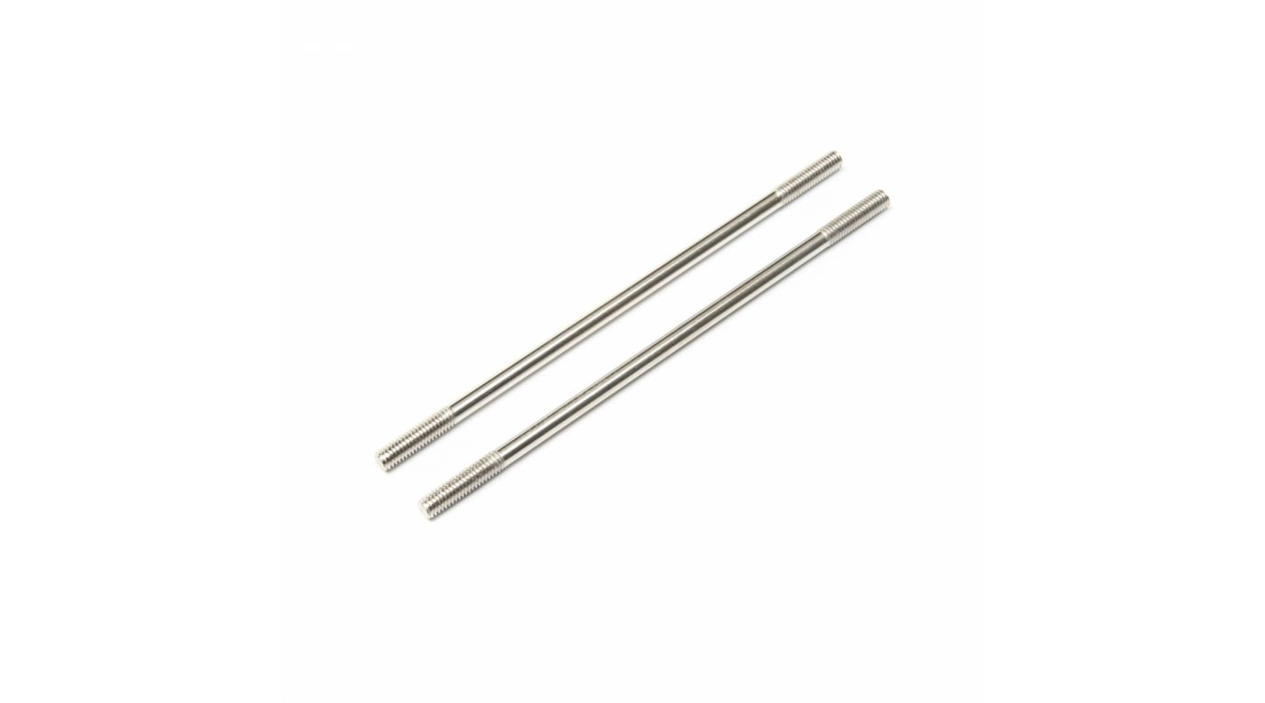 Image for Steel Link M4x106.5mm (2) from HorizonHobby