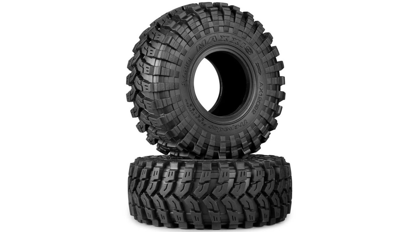 Image for 1/10 Maxxis Trepador R35 2.2 Tire with Inserts (2) from HorizonHobby