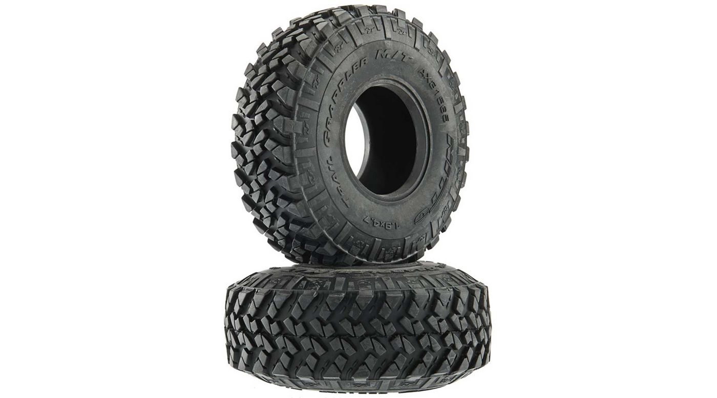 Image for 1/10 Nitto Trail Grappler R35 Compound 1.9 Tire with Inserts (2) from HorizonHobby